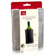 Охладительная рубашка для вина VACU VIN платина