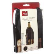 Охладительная рубашка для игристых вин, шампанского VACU VIN
