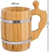 Кружка деревянная E170348