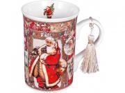 """Mister Christmas Collection Кружка """"в подарочной коробке"""" BR-M10 [F-0066997]"""
