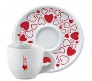"""Чашка Bialetti """"Сердце"""" для капучино, 240 мл."""