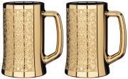 Набор из 2-х кружек для пива Золотой либерти Lefard A294603