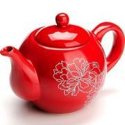 Завар/чайник с/кр 950мл Красный Узор LORAINE LR-25839