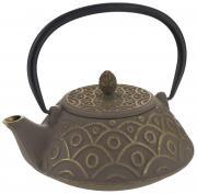 Заварочный чайник Mayer&Boch 23698 Черный, золотой