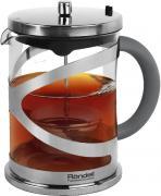 Чайник заварочный Rondell Crystal Grey 1л