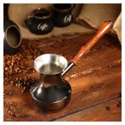 NNB Турка для кофе медная 0,39л цельная