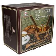 TimeA Набор для приготовления кофе на песке «тет-а-тет»