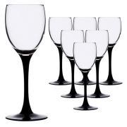 Набор бокалов LUMINARC ДОМИНО для вина 6шт 250мл