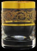 Набор из 6-ти стопок Золотая коллекция богатое золото Rona RM146661