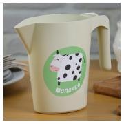 NNB Кувшин-подставка для молочного пакета «Смешная коровка», 1 л