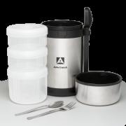 Термос Арктика для еды с контейнерами 403-1500