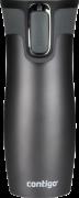 Термокружка Contigo West Loop (0,47 л) матовый серый
