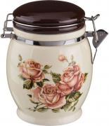 Емкость для сыпучих продуктов Корейская роза Agness A172397