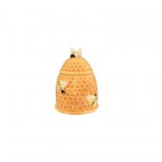Горшочек для мёда Пчёлки на сотах