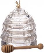Банка для меда с деревянной палочкой Муза Lefard A180509