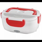 Ланч бокс с подогревом от прикуривателя контейнер для еды Car Electric Lunch Box (Красный)