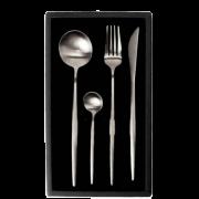 Столовые приборы Xiaomi Maison Maxx Stainless Steel Серебряный CYZ-001Y