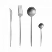 Набор столовых приборов Xiaomi Maison Maxx European Stainless Steel Tableware Silver