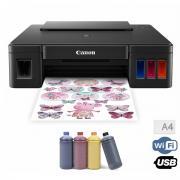 Пищевой принтер Canon МФУ с СНПЧ и WIFI (принтер/сканер/копир)