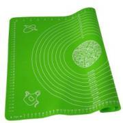 Коврик силиконовый для выпечки Casalinga, 40х30 см (зеленый)
