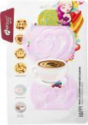 Набор форм Apollo Genio для декорирования кофе и выпечки 4шт