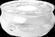 Fissman Подставка для заварочного чайника с греющей свечой