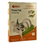 Складная сушилка для посуды Think Flat