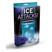 Форма для льда ice attaсks Fred&Friends
