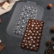 Форма для шоколада «Пузырьки»