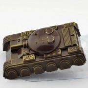 Форма для шоколада «Танк»