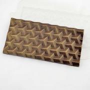 Форма для шоколада «Кубики полосатые»
