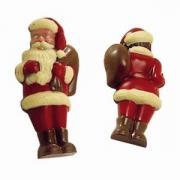 Форма д/шоколада «Дед Мороз»; поликарбонат; L=14,B=6см COM- 04144970