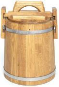 Бочка дубовая для солений 5 л