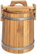 Бочка дубовая для солений 10 л