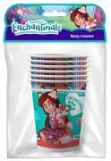 Бумажные стаканы Enchantimal 250мл 6шт