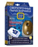 TOP HOUSE THN 103 L Сверхпрочные нетканые пылесборники для пылесосов LG 4 шт.