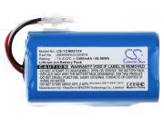 Аккумулятор Cameron Sino для Iclebo Arte, Pop, Smart EBKRTRHB000118-VE CS-YCM051VX