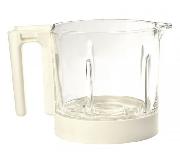 Стеклянная чаша (колба) Beaba Babycook NEO White
