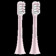 Сменные насадки для зубной щетки Xiaomi Soocas X3 (2шт) Розовый