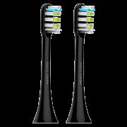 Сменные насадки для зубной щетки Xiaomi Soocas X3 (2шт) Чёрные