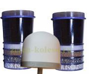 """Комплект фильтров для фильтров воды Кеосан (KeoSan) KS-971 и NEO-991 """"Aquanix оптимальный"""""""