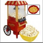 Домашний аппарат для приготовления попкорна (попкорница)