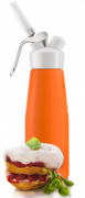 Сифон для сливок (кремер) О!Range CookWare AM-105PO оранжевый матовый (0.5 л.)