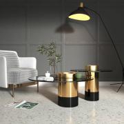 Дизайнерский Журнальный Столик - Lalume-Ap00358 C