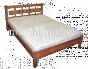 Кровать Сакура с орнаментом-Муром