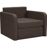 Кресло-кровать Шарм-Дизайн Бит шоколад