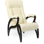 Кресло для отдыха Мебель Импэкс МИ Модель 51 венге, обивка Dundi 112
