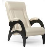 Кресло для отдыха Мебель Импэкс МИ Модель 41 б/л венге, обивка Oregon perlamutr 106