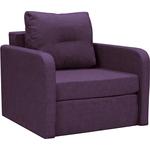 Кресло-кровать Шарм-Дизайн Бит-2 фиолетовый