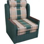 Кресло-кровать Шарм-Дизайн Классика Д шенилл/зеленый